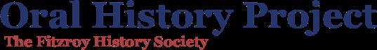 Fitzroy Oral History